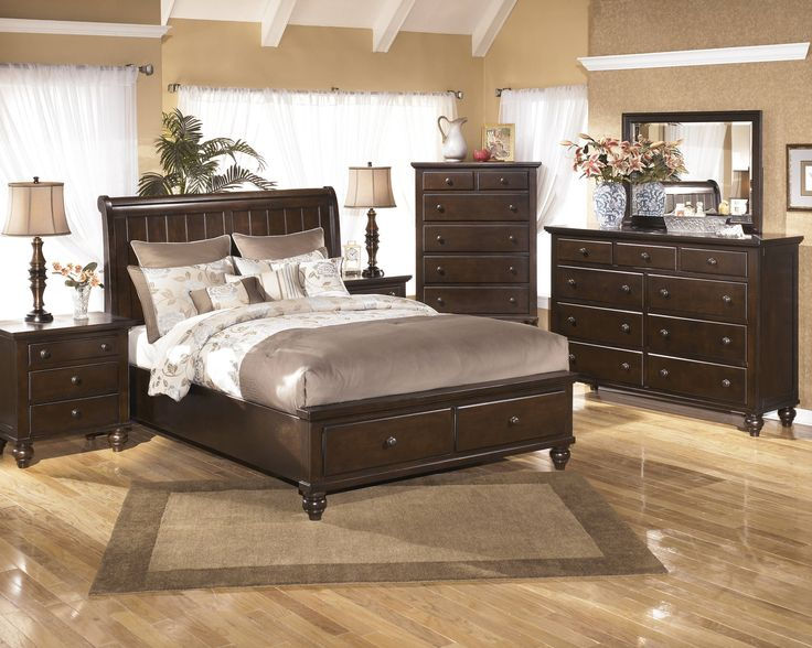 Amazing of Queen Size Bedroom Sets At Ashley Furniture Camdyn Storage King Bedroom Set Ashley Furniture House Ideas