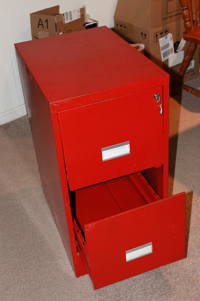 Amazing of Red Filing Cabinet Red File Cabinet Handsome Red Large Metal Lockable Storage File