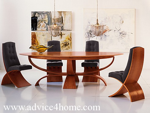 Amazing of Round Dining Table Modern Design Modern Round Dining Table Design