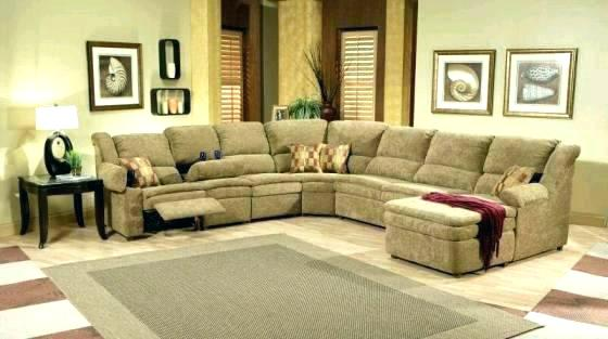 Amazing Of Sectional Sofas With Recliners Sofa Sleeper Recliner Thoutool
