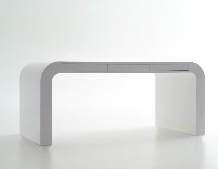 Amazing of Simple Modern Desk 35 Best Curved Desks Images On Pinterest Desks Dining Tables