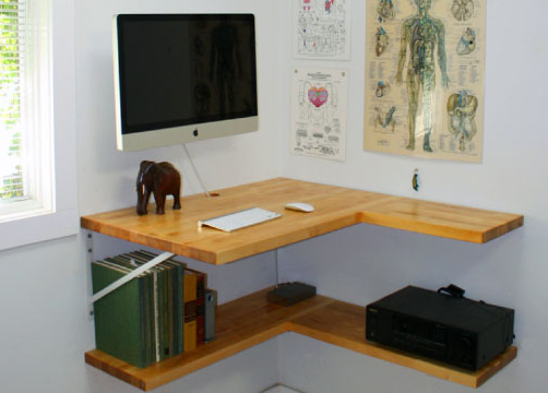 Amazing of Slim Home Office Desk Short On Space Try These Compact Home Office Desks