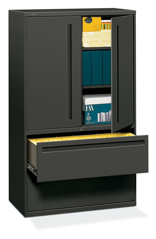 Amazing of Small Lateral File Cabinet Hon Brigade 700 Series 42 Inch Lateral File Storage Cabinet