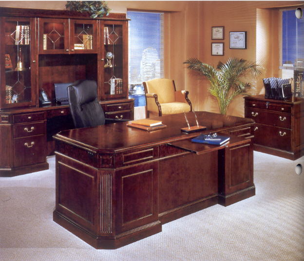 Amazing of Traditional Office Furniture Oxmoor Series Of Traditional Home Small Office Furniture Dmi