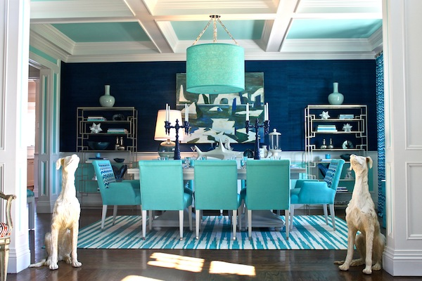 Amazing of Turquoise Dining Room Chairs Contemporary Ideas Turquoise Dining Room Chairs Opulent Design