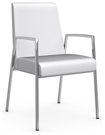 Amazing of White Leather Dining Chairs With Arms Amsterdam Gummy Leather Arm Chair Modern Dining Chairs Other