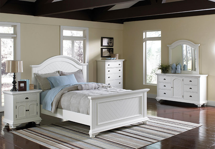 Amazing of White Queen Headboard And Footboard Brook White Queen Headboard Footboard Rails Triple Dresser