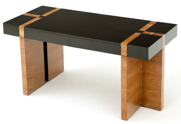 Amazing of Wood Desk Designs Urban Rustic Collection Desk Design 3 Woodland Creek Furniture