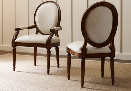 Amazing of Wooden Dining Room Chairs Dining Room Solid Wood Furniture Kincaid Furniture