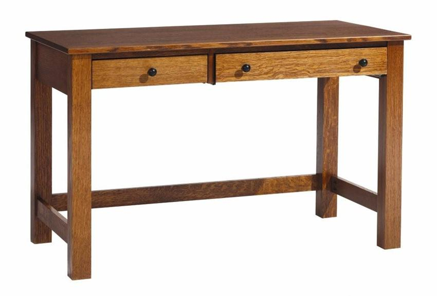 Amazing of Writing Desk Plans Amish Rivertowne Petite Desk With Hutch Top
