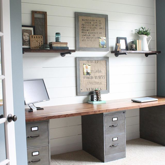 Amazing Office Desk And Cabinets Best 25 Double Desk Office Ideas On Pinterest Double Desk