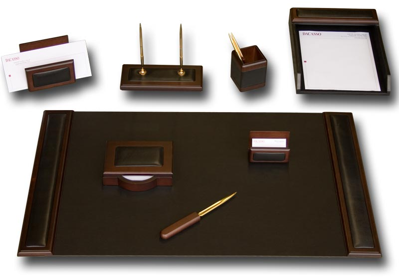 Amazing Office Desk Set Shining Design Office Desk Set Simple Decoration Office Supplies