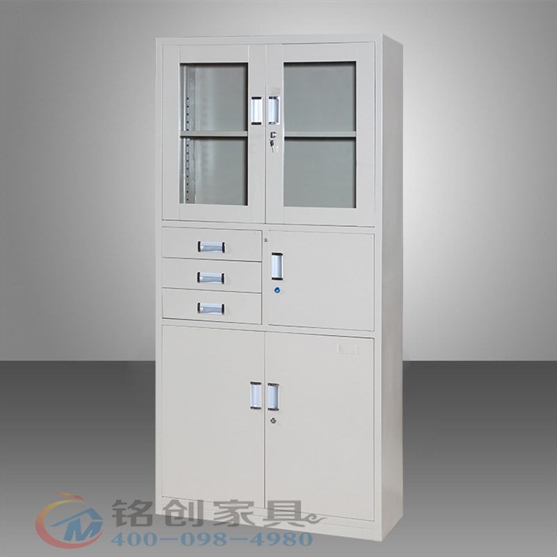 Amazing Office Filing Cabinets Metal Gray Metal File Cabinets Full Partial Three Pumping Within