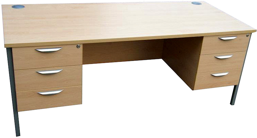 Amazing Office Table With Drawers Office Desk With Drawers With Table With Accessories 29574
