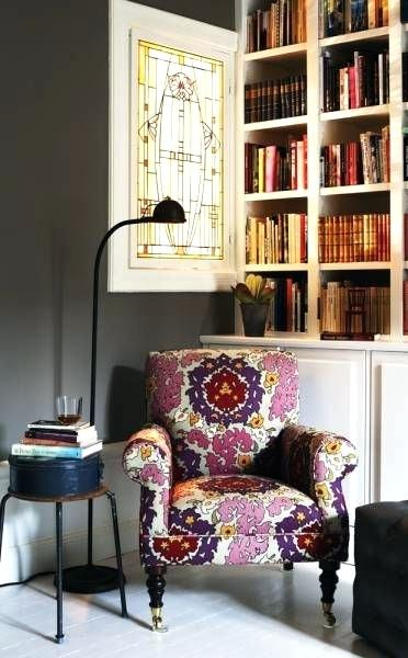 Amazing Patterned Chairs Living Room Patterned Chairs Living Room Home And Furniture Glamorous Chair In