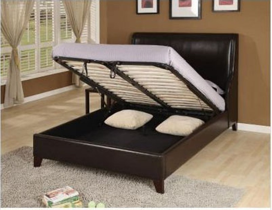 Amazing Queen Bed With Bed Underneath Queen Bed With Storage Underneath Home Design Ideas