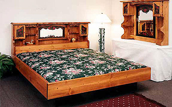 Amazing Regular Mattress In Waterbed Frame Waterbed Frames Stlbeds