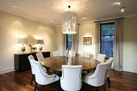 Amazing Round Dining Table Modern Design 50 Round Dining Table Design Ideas Ultimate Home Ideas
