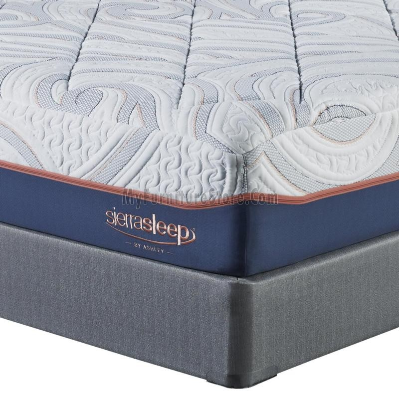 Amazing Sierra Sleep Memory Foam Mattress Sleep Mattresses M759 14 Inch Gel And Memory Foam Mattress Ashley