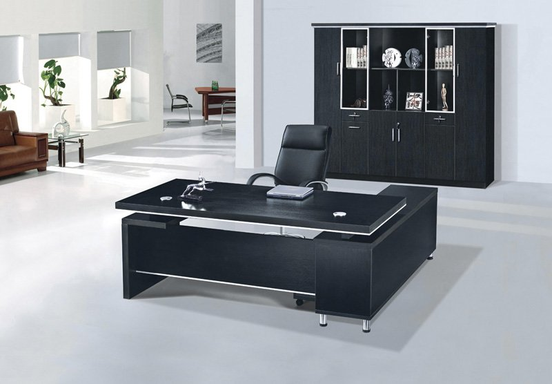 Amazing Small Black Office Desk Black Office Desks Nice In Small Office Desk Decoration Ideas With