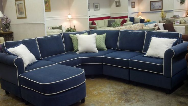 Amazing Small Blue Sectional Sofa Sectional Sofa Design Good Looking Navy Sectional Sofa Navy