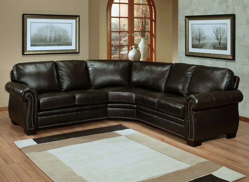 Amazing Small Leather Sectional Couch Sofa Amusing Small Leather Sectional Sofa Arachne Reversible