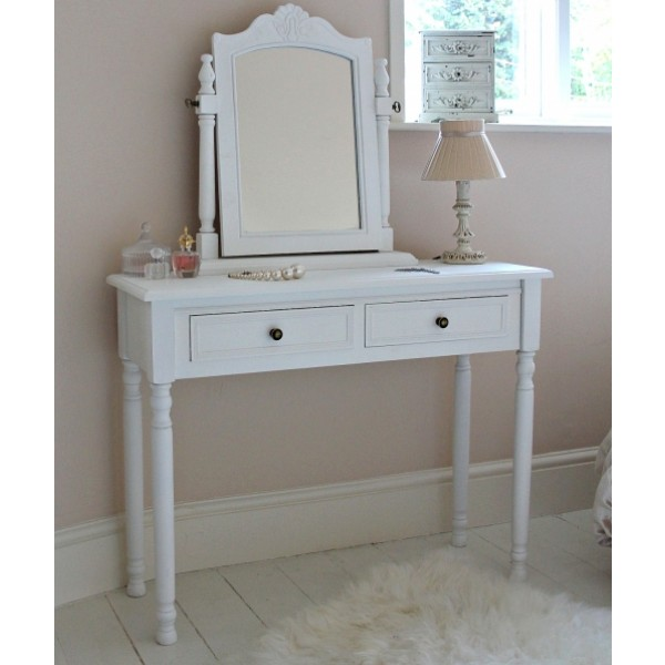 Amazing Small White Makeup Table Cream Dressing Table Mirror With Drawers Chest Of Drawers