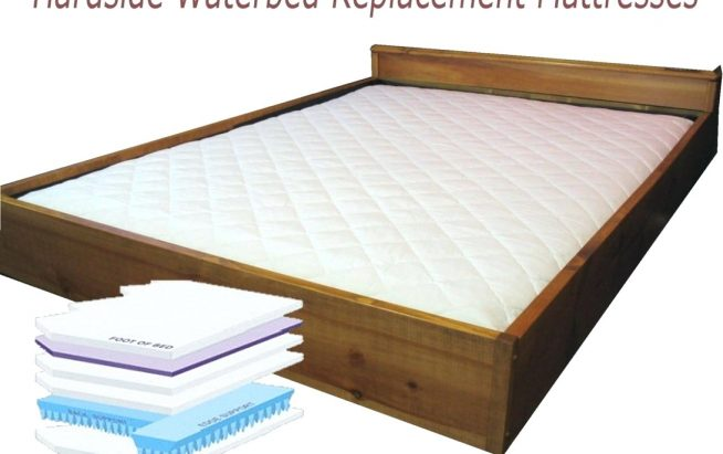 Amazing Softside Waterbed Mattress Cover Pillow Top Waterbed Pillows Pillow Top Mattress For Waterbed Frame