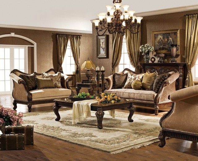 Amazing Traditional Living Room Sets Hampton Living Room Set Traditional Living Room Orange