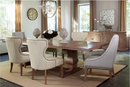 Amazing Tufted Dining Chair 104507 Florence Upholstered Dining Chair With Tufted Back