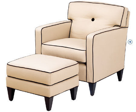 Amazing Two Arm Chaise Lounge Chairs High End Cream Leisure Chair Ottoman Accent Two Arm Chaise Lounge