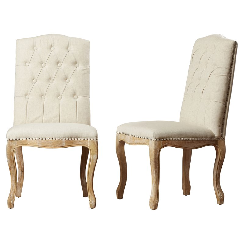 Amazing White Dining Chairs White Kitchen Chairs Youll Love Wayfair