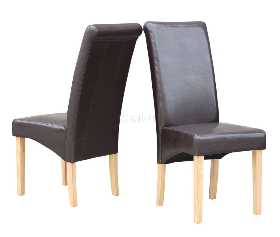Amazing White Leather High Back Dining Chairs Dining Room Stunning White High Back Upholstered Dining Chair