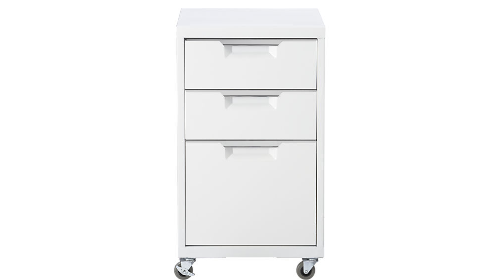 Amazing White Locking File Cabinet Tps 3 Drawer White File Cabinet Cb2