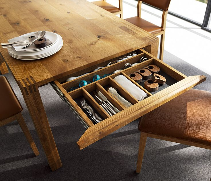 Amazing Wooden Breakfast Table Best 25 Dining Table Ideas On Pinterest Dinning Room Furniture