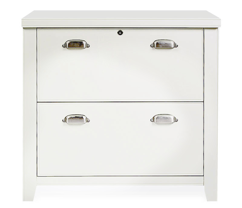 Attractive 2 Drawer Lateral File Cabinet With Lock White Wood File Cabinet 2 Drawer Richfielduniversity