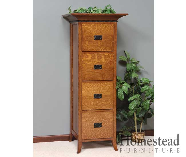 Attractive 4 Drawer Wood File Cabinet Mt Eaton 4 Drawer Filing Cabinet Homestead Furniture