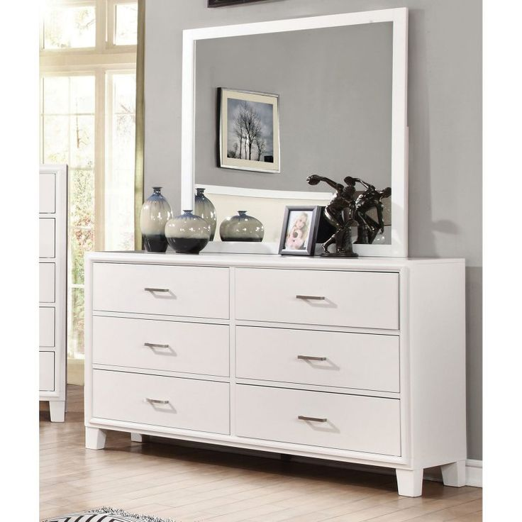 Attractive 6 Drawer Chest Of Drawers Best 25 White 6 Drawer Dresser Ideas On Pinterest 6 Drawer
