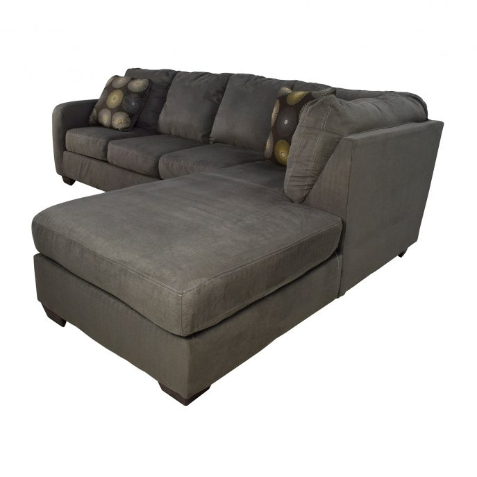 Attractive Ashley Black Leather Reclining Sofa Sofas Wonderful Ashley Grey Sofa Ashley Signature Sectional