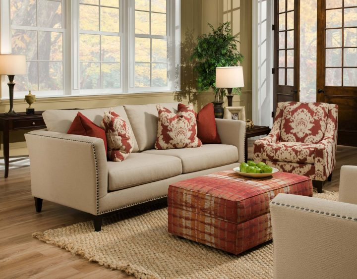 Attractive Ashley Corduroy Sectional Sofa Living Room Ashley Furniture Brown Corduroy Sectional Leather