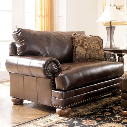 Attractive Ashley Furniture Leather Chair Ashley Furniture Leather Chair Furniture Design Ideas