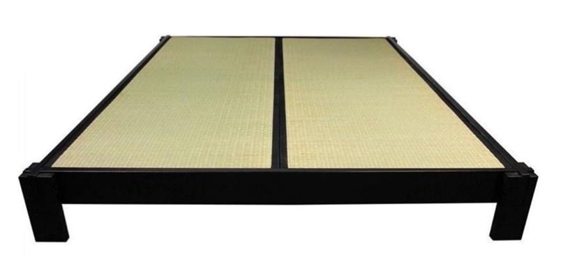 Attractive Bed With Solid Base No Slats Affordable Platform Beds