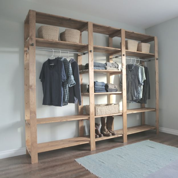 Attractive Bedroom Closet Organization Systems Learn To Organize Closet With 15 Great Diy Ideas 4wooden Closet