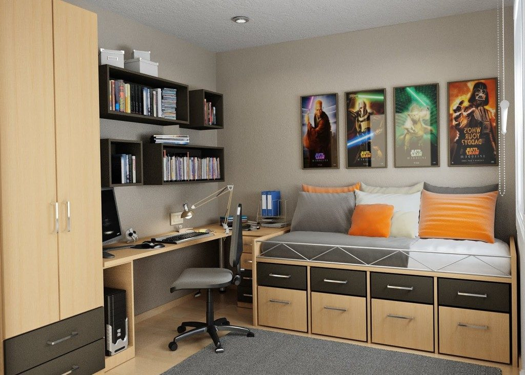 Attractive Bedroom Computer Desk Ideas Fabulous Bedroom Office Design Ideas Inspiring To Make Cool Home