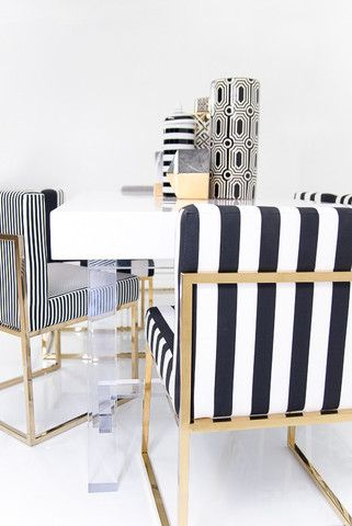 Attractive Black And White Dining Chairs Black And White Striped Dining Chair Safavieh En Vogue Dining