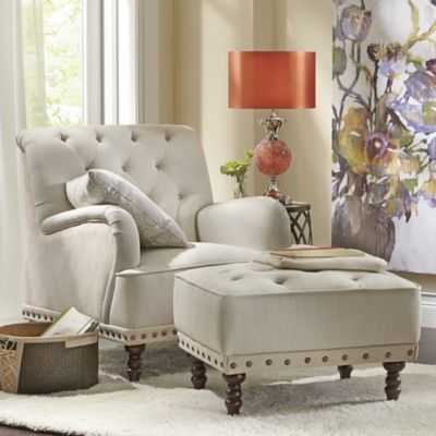 Attractive Blue Accent Chair With Ottoman Impressive Accent Chair With Ottoman Innovative Accent Chairs With