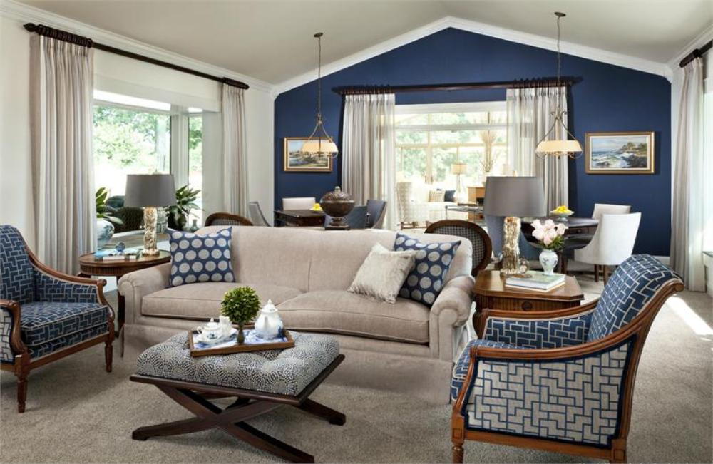Attractive Blue Accent Chairs For Living Room Ashley Blue Accent Chair Blue Accent Chairs For Living Room