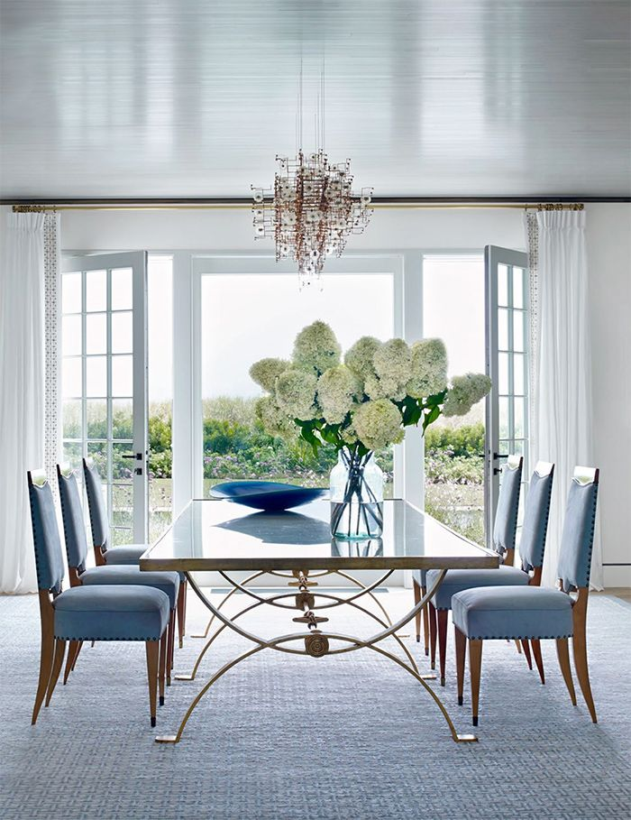 Attractive Blue And White Dining Chairs Best 25 White Dining Chairs Ideas On Pinterest White Dining