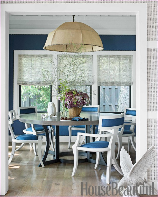 Attractive Blue And White Dining Chairs Dining Room Wonderful Chairs Inspiring Blue And White With Regard