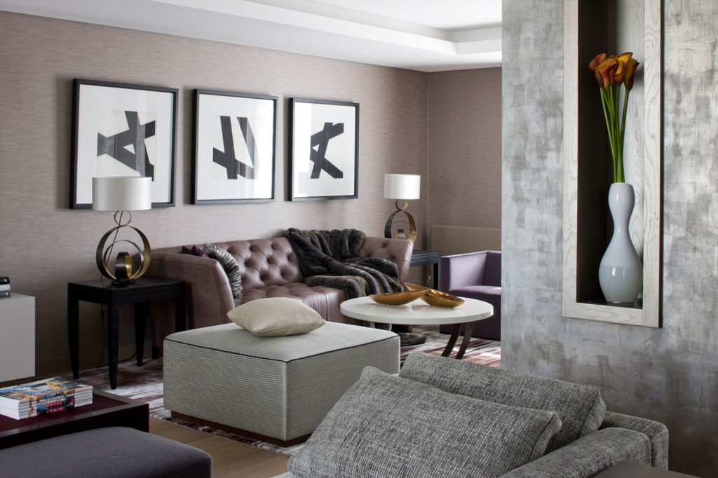 Attractive Brown And Grey Sofa Modern Grey Living Room Ideas Cabinet Hardware Room Grey